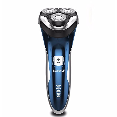 Sweetlf Ipx7 Electric Shaver Rechargeable Razors For Men