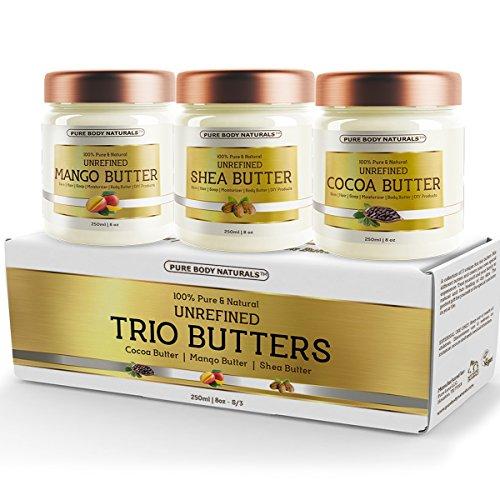 Mango cocoa butter