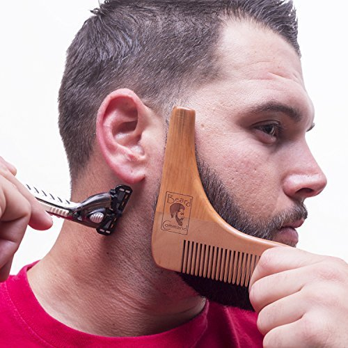 beard command men 39 s facial hair grooming kit shaving clean online beauty products. Black Bedroom Furniture Sets. Home Design Ideas