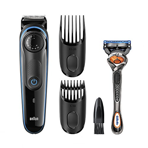 braun bt3040 beard hair trimmer for men ultimate precision for 100 control of your style. Black Bedroom Furniture Sets. Home Design Ideas