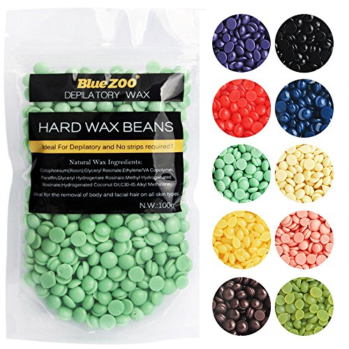 bluezoo 120g different smell depilatory pearl hard wax brazilian granules hot film wax bead for. Black Bedroom Furniture Sets. Home Design Ideas