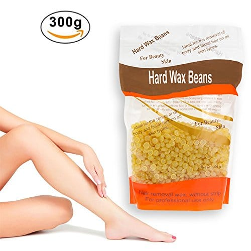 wax beans amwell hair removal hard wax beans depilatory. Black Bedroom Furniture Sets. Home Design Ideas