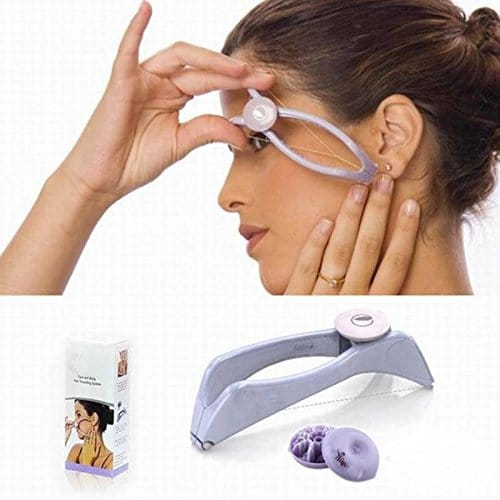 Hum women facial hair removal shave with
