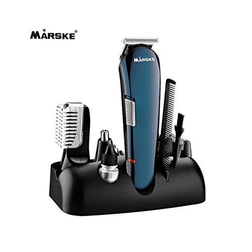 beard trimmer kit nose hair trimmer electric hair trimmer men 39 s grooming kit set with electric. Black Bedroom Furniture Sets. Home Design Ideas