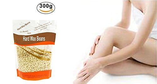 hard wax beans natural solid 300g hot film stripless full body facial arm legs sensitive areas. Black Bedroom Furniture Sets. Home Design Ideas